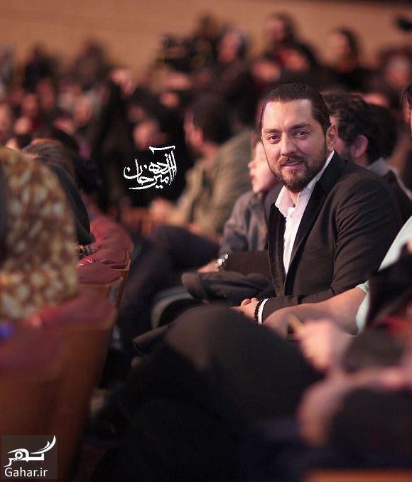 553657 Gahar ir عکس های جدید بازیگران در افتتاحیه جشنواره فیلم فجر ۹۶   سری دوم