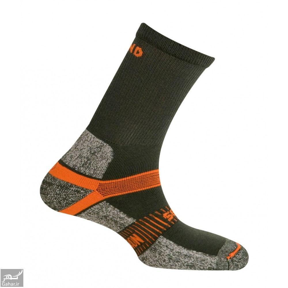 557885 Gahar ir انواع مدلهای جوراب کوهنوردی