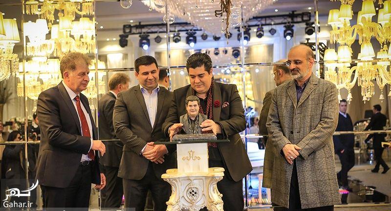 560147 Gahar ir عکسهای مراسم تجلیل از سالار عقیلی با حضور هنرمندان شاخص بهمن 96