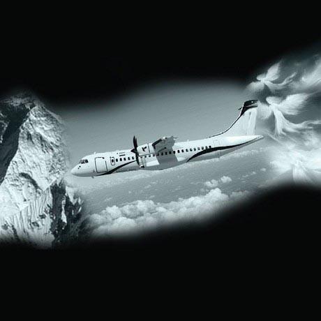 575487 Gahar ir عکس پروفایل سقوط هواپیما
