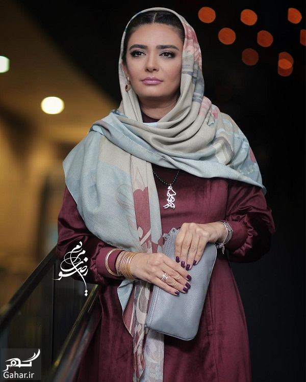 595389 Gahar ir استایل لیندا کیانی در سی و ششمین جشنواره فیلم فجر / 4 عکس