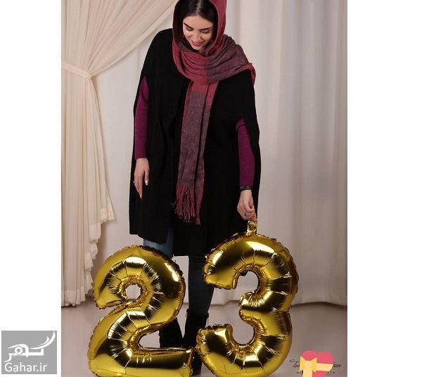 605923 Gahar ir جشن تولد 23 سالگی هانیه غلامی / 10 عکس