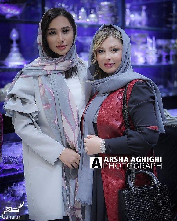 610157 Gahar ir عکسهای بازیگران در افتتاحیه گالری همسر نیوشا ضیغمی