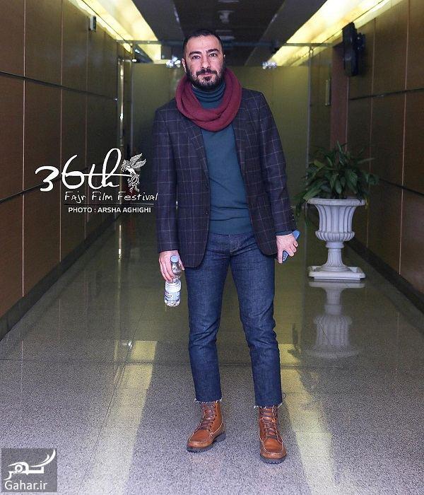 611072 Gahar ir عکس های جدید بازیگران در افتتاحیه جشنواره فیلم فجر 96 / سری اول