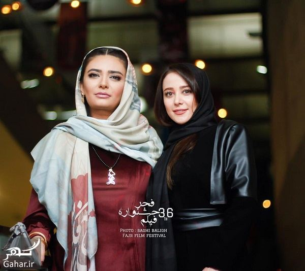 618828 Gahar ir الناز حبیبی و لیندا کیانی در اکران فیلم خجالت نکش / 5 عکس