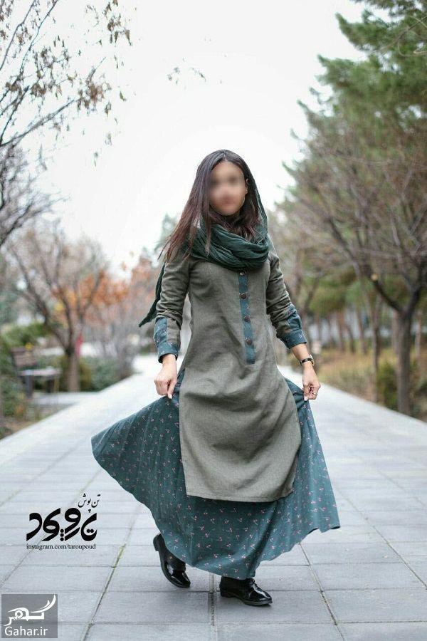 644463 Gahar ir جدیدترین تن پوش های سنتی بهار 97