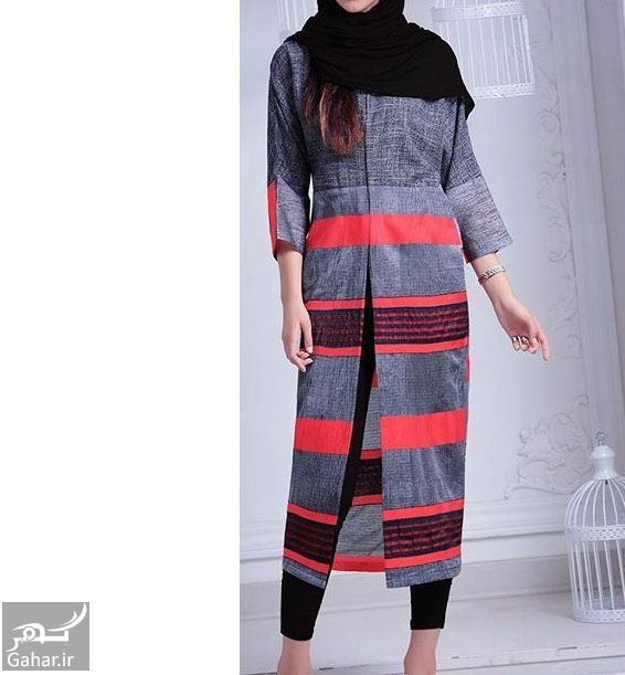 660249 Gahar ir عکس های جدیدترین مدل مانتو بلند دخترانه و زنانه
