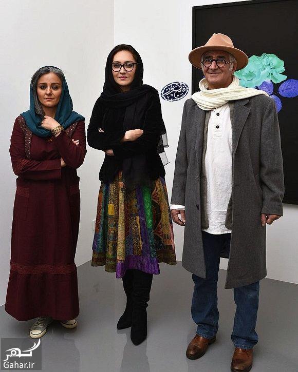 703566 Gahar ir عکسهای نیکی کریمی در نمایشگاه عکسهایش