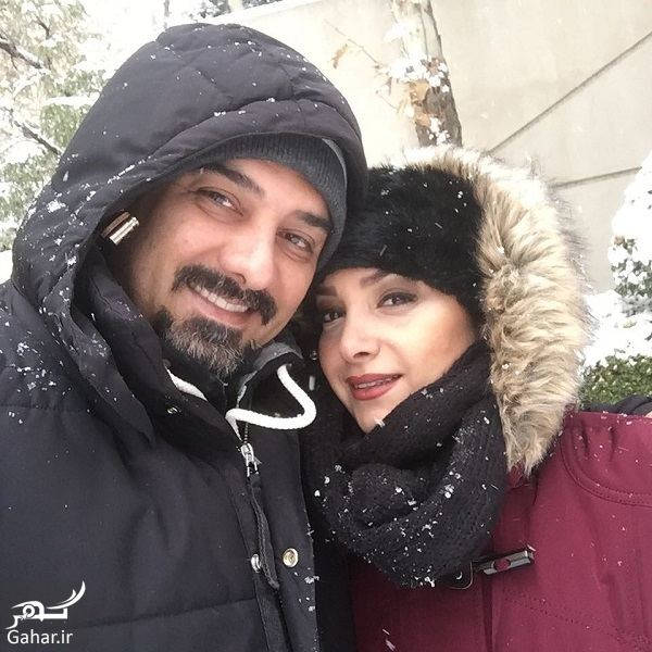 706809 Gahar ir تبریک خاص برزو ارجمند به همسرش در روز ولنتاین