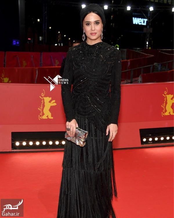 711505 Gahar ir استایل جذاب پریناز ایزدیار در جشنواره فیلم برلین 2018 / 5 عکس