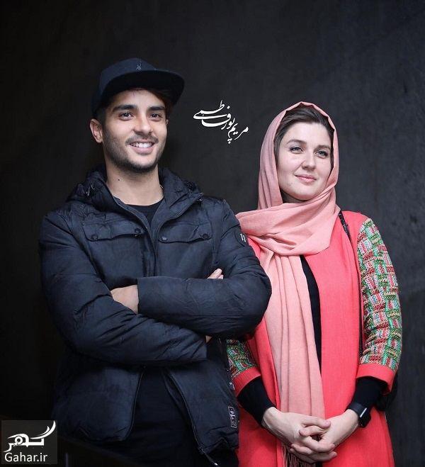 723545 Gahar ir ساعد سهیلی و همسرش گلوریا هاردی در جشنواره فیلم فجر 36 / 3 عکس