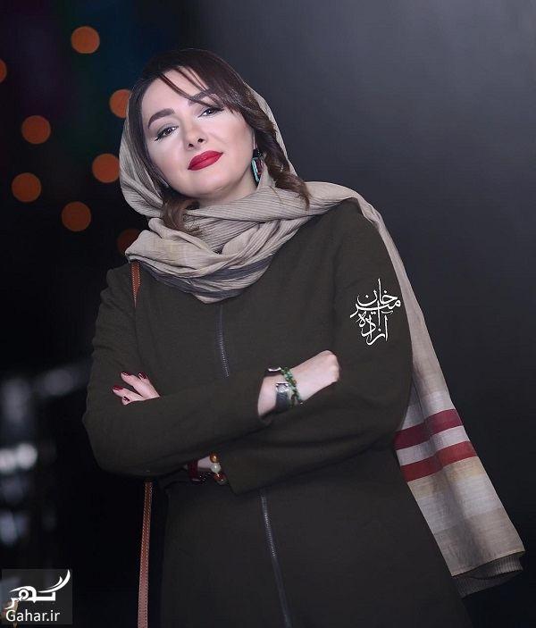 729357 Gahar ir هانیه توسلی در سی و ششمین جشنواره فیلم فجر / 6 عکس