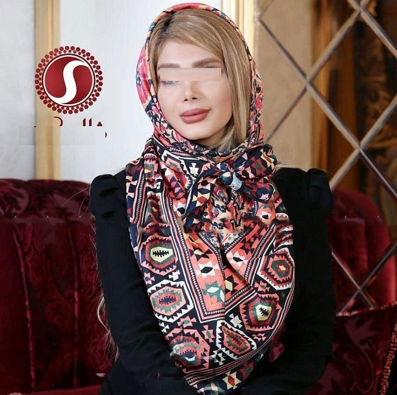 759194 Gahar ir 580x576 مدل جدید شال و روسری دخترانه و زنانه عید 97