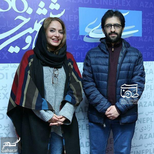 764768 Gahar ir تیپ خفن مهناز افشار در سی و ششمین جشنواره فیلم فجر / 3 عکس