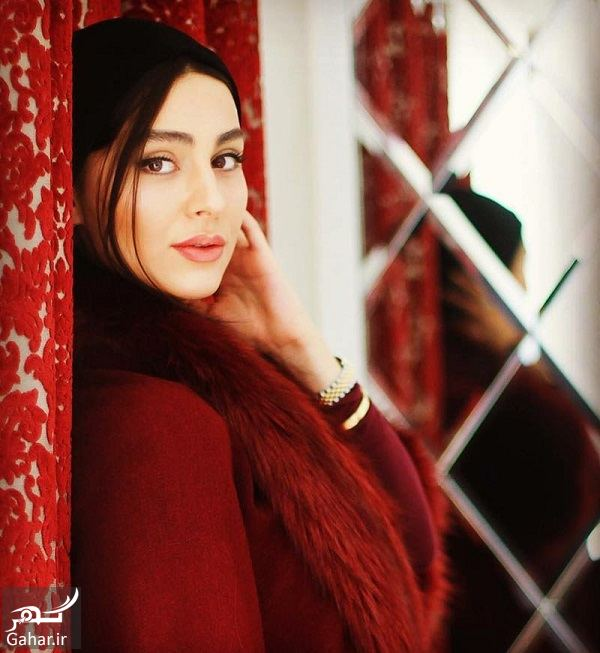 796308 Gahar ir عکسهای آتلیه ای لاله مرزبان بازیگر آنام + بیوگرافی