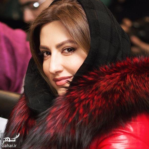 818763 Gahar ir تیپ متفاوت سمیرا حسینی در جشنواره فیلم فجر 36 / 3 عکس