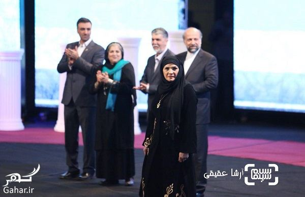 845440 Gahar ir عکس های جدید بازیگران در افتتاحیه جشنواره فیلم فجر 96 / سری اول