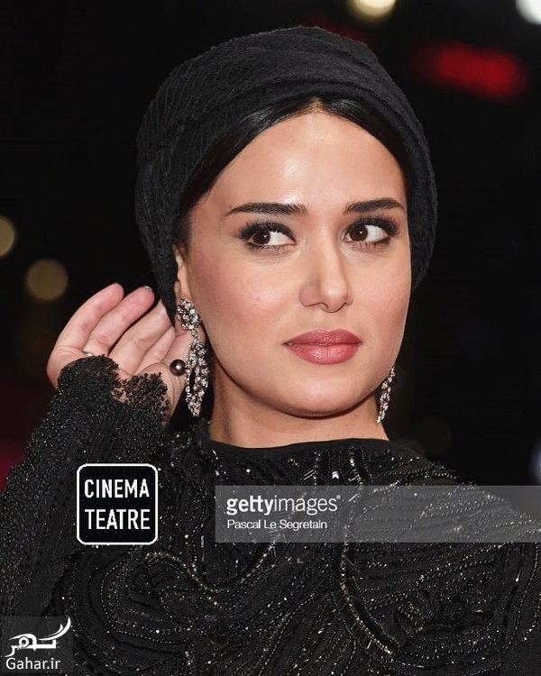 850727 Gahar ir استایل جذاب پریناز ایزدیار در جشنواره فیلم برلین 2018 / 5 عکس