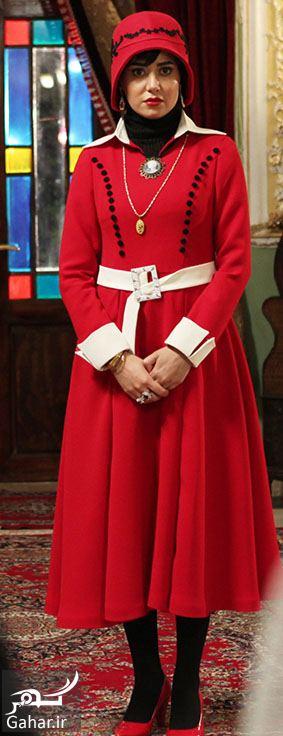مانتو کراواتی جدید مدل لباس های شیرین در سریال شهرزاد · جدید 97 -گهر