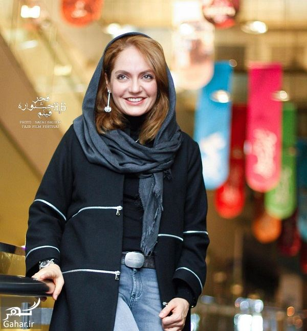 859477 Gahar ir تیپ مهناز افشار در روز هشتم جشنواره فیلم فجر 36 / 7 عکس