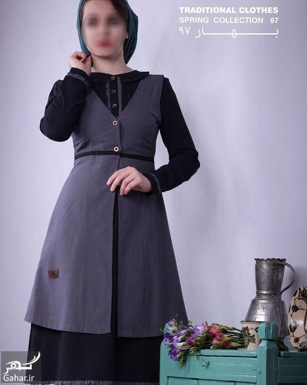 897193 Gahar ir جدیدترین تن پوش های سنتی بهار 97