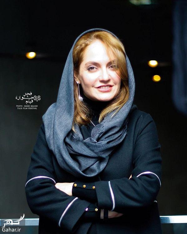 901683 Gahar ir تیپ مهناز افشار در روز هشتم جشنواره فیلم فجر 36 / 7 عکس