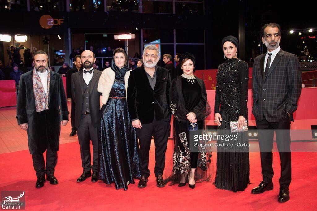 906906 Gahar ir لیلا حاتمی در جشنواره بین المللی فیلم برلین 68 / 9 عکس