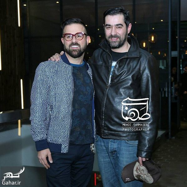 955334 Gahar ir شهاب حسینی و هومن سیدی هم اکنون در اکران فیلم کمدی انسانی / 6 عکس