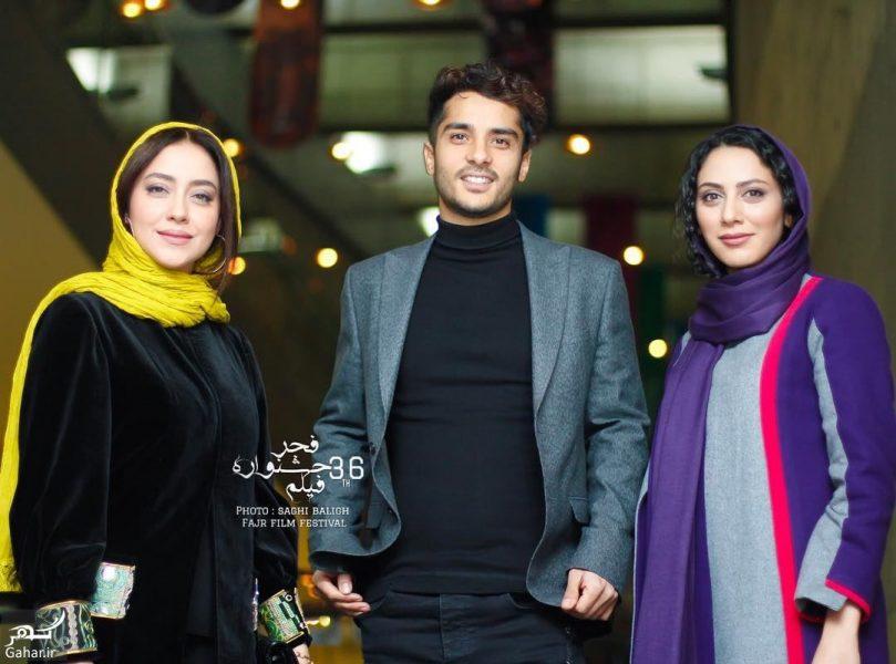 958651 Gahar ir e1518167243283 عکس بازیگران در روز هفتم جشنواره فیلم فجر 96 / 13 عکس