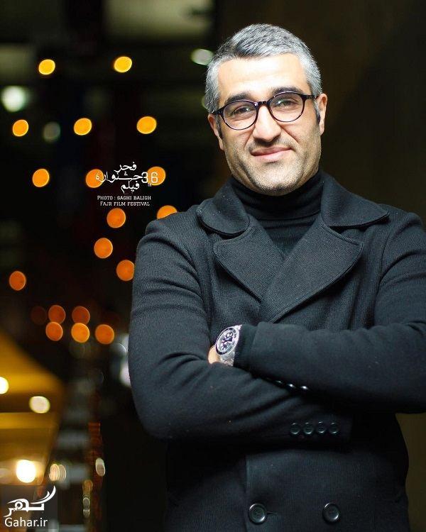 979058 Gahar ir عکس بازیگران در روز هشتم جشنواره فیلم فجر 96 / 13 عکس