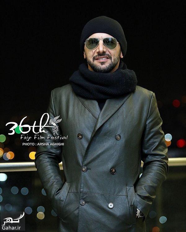 993596 Gahar ir عکس های جدید بازیگران در افتتاحیه جشنواره فیلم فجر 96 / سری اول