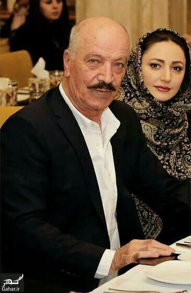 018292 Gahar ir عکس سعید راد و همسر اول و دومش