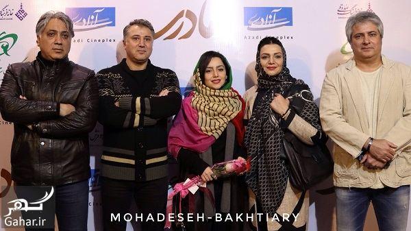 203911 Gahar ir نازنین بیاتی و الهام پاوه نژاد در اکران مردمی فیلم مادری / 8 عکس