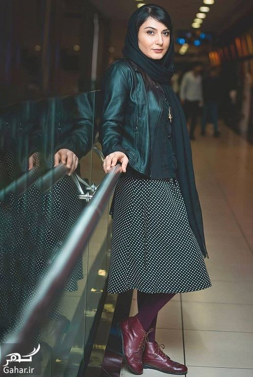 221466 Gahar ir استایل متفاوت الناز حبیبی و سمیرا حسن پور در اکران مردمی فیلم هاری / تصاویر