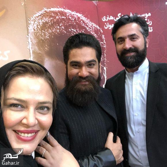 239573 Gahar ir عکسهای بهاره رهنما در کنسرت علی زندوکیلی