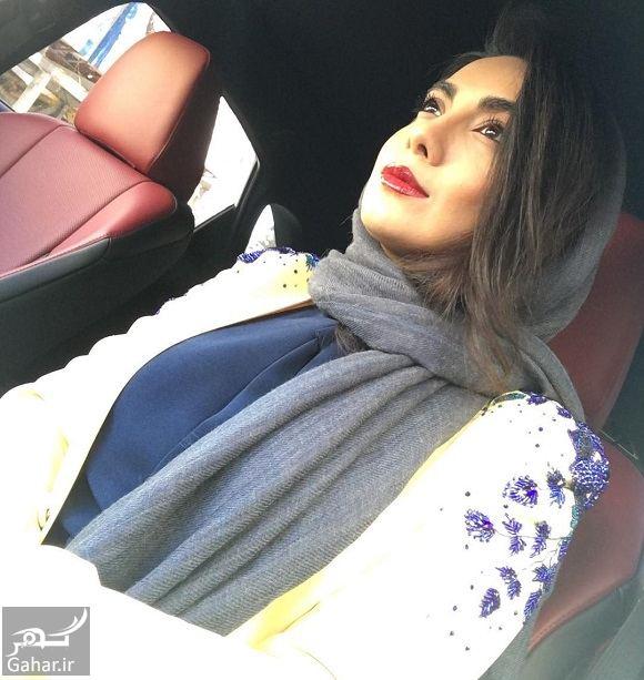 332005 Gahar ir کشف حجاب الهه فرشچی و ترک بازیگری! / عکس