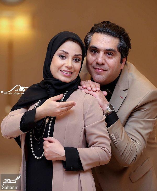 337405 Gahar ir عکسهای دیدنی مانی رهنما و همسرش صبا راد در مراسم بزرگداشت روز زن