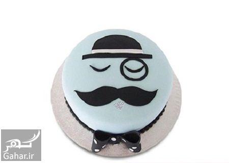 341820 Gahar ir مدل کیک روز پدر