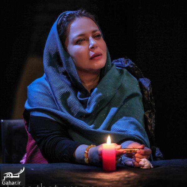 358598 Gahar ir ژست های متفاوت بهاره رهنما در تئاتر جدیدش / 5 عکس