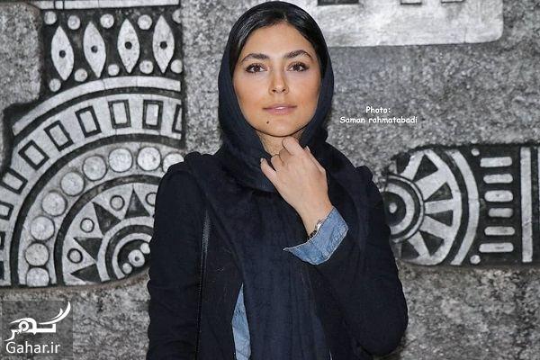 374552 Gahar ir هدی زین العابدین در اکران فیلم اسرافیل / 5 عکس