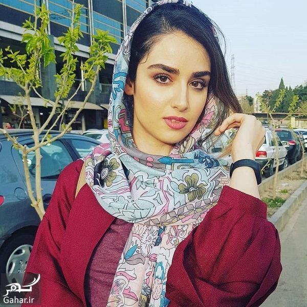 382592 Gahar ir عکسهای هانیه غلامی در تعطیلات نوروز 97