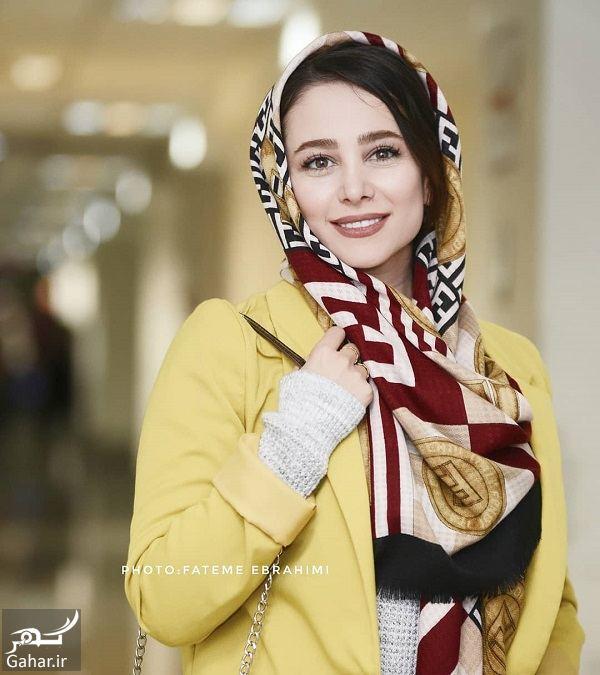 392722 Gahar ir استایل متفاوت الناز حبیبی و سمیرا حسن پور در اکران مردمی فیلم هاری / تصاویر