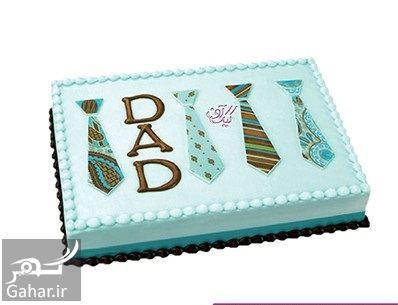 420322 Gahar ir مدل کیک روز پدر