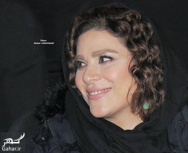 436555 Gahar ir سحر دولتشاهی در اکران مردمی فیلم اسرافیل / 7 عکس