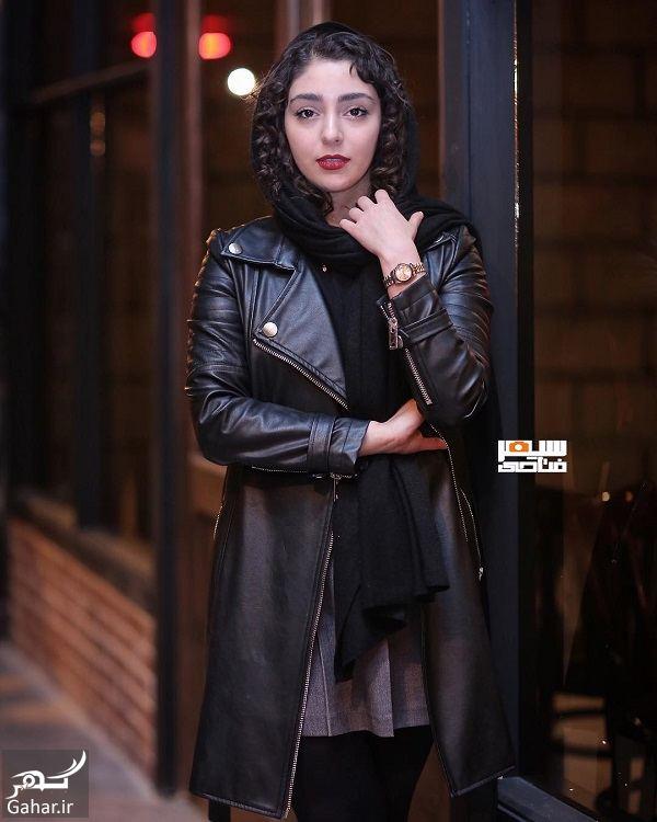 503571 Gahar ir استایل هستی مهدوی در اکران مردمی فیلم اسرافیل / 6 عکس