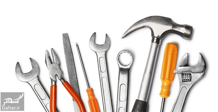 528006 Gahar ir 10 ابزار ضروری که باید در خانه داشته باشید