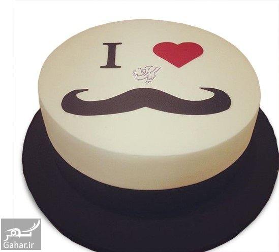 549967 Gahar ir مدل کیک روز پدر