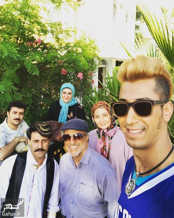 550361 Gahar ir عکس ها و بیوگرافی بازیگر نقش بهتاش در پایتخت 5 (بهرام افشاری)