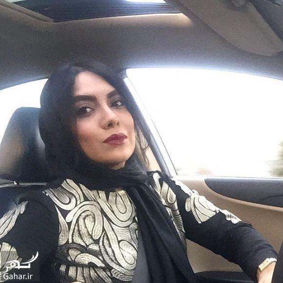585287 Gahar ir کشف حجاب الهه فرشچی و ترک بازیگری! / عکس