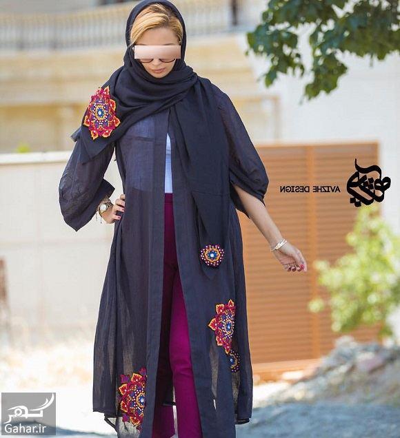 600899 Gahar ir مدل جدید مانتو زنانه و دخترانه طرح مدرن و سنتی 97